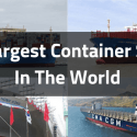 largest containerships