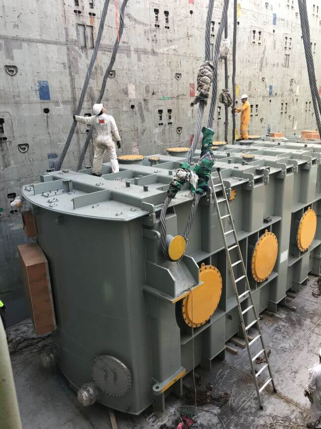 AAL Shipping Large transformer for windfarm_1