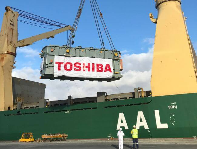AAL Shipping Large transformer for windfarm_2