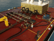 Bunkering is Dangerous Procedure for Bunkering Operation on a Ship