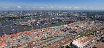 Eurogate turns over 1.65 million TEU in Hamburg