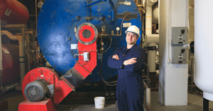 Important Points for Boiler Cleaning on a Ship
