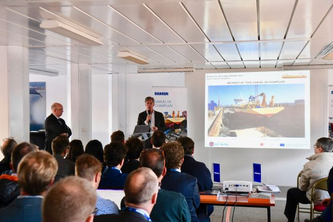 Mark Jan van den Akker, Managing Director of DSDu