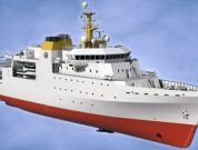 KONGSBERG hydroacoustic and bridge technology chosen for new South African Navy survey vessels