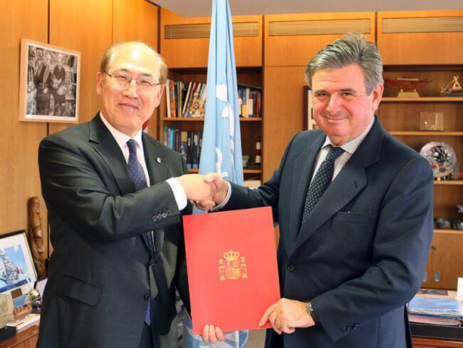 Key fishing vessel safety treaty boosted with accession by Spain