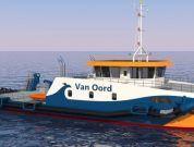 Van Oord Water Injection Vessel
