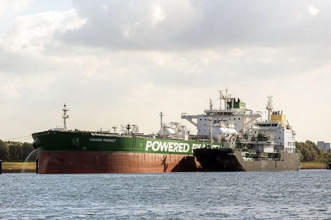 Bunker figures 2018: less fuel oil, much more LNG and Timetobunker App