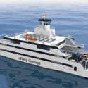 Electric Ferry Designed by ICE