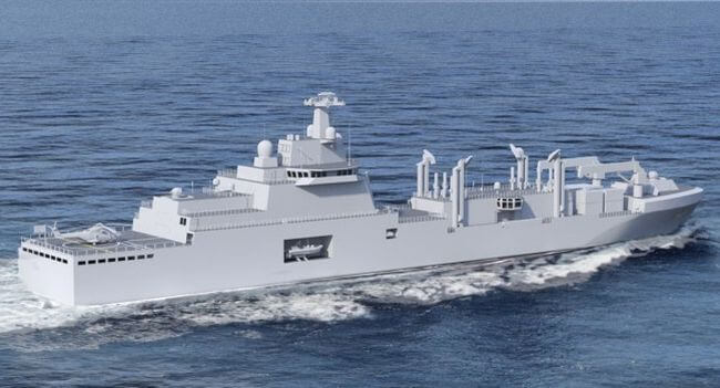 naval ship_the french navy