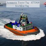 MAN 175D Selected for First IMO Tier III-Compliant Harbour Tug Designed for Operation in Mediterranean