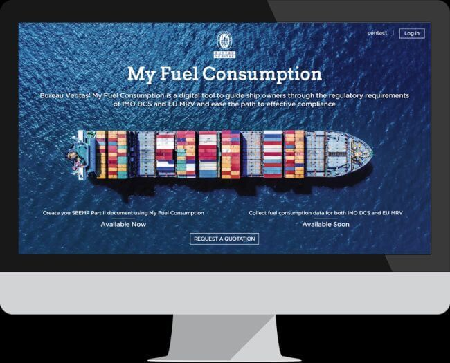 Bv launches fuel consumption and co2 emissions reporting application - Bv portal bureau veritas ...