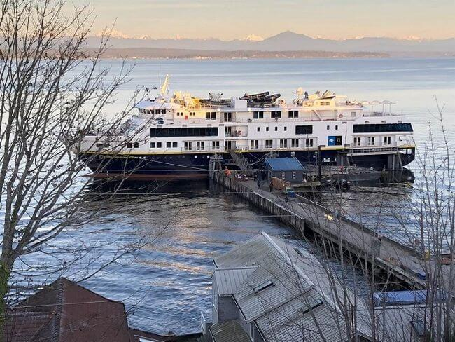 Fleet Xpress powers new adventure cruise ship
