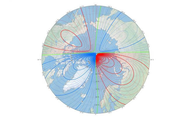 World Magnetic Model Out-of-Cycle Release