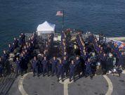Coast Guard offloads 27,000 pounds of cocaine at Base Miami Beach