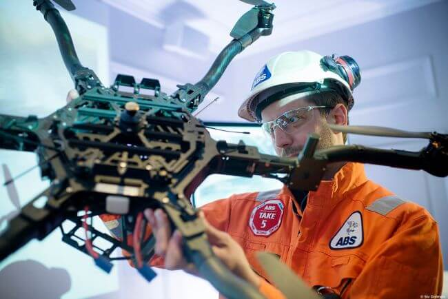 ABS Publishes Industry-Leading Guidance for Safe Use of Remote Inspection Technologies