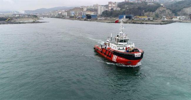 Wärtsilä propulsion solutions producing superior power for two new tug boats