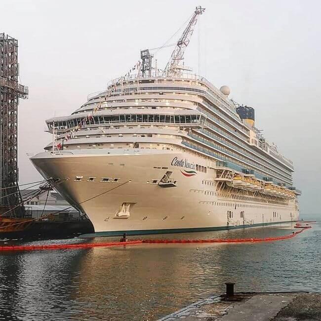 Costa Cruises Venezia_