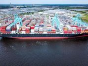 JAXPORT SETS RECORD WITH LARGEST CONTAINER SHIP TO CALL JACKSONVILLE
