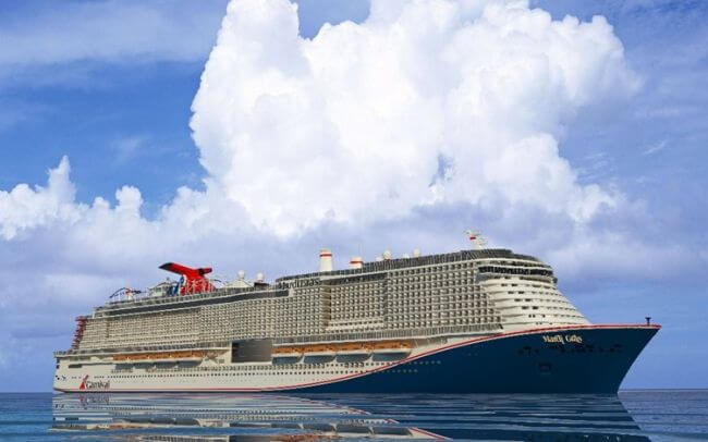 Port Canaveral Cruise Terminal 3 Is 'Go for Launch'; Port Authority and Carnival Cruise Line Executives Break Ground On $163M Complex