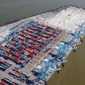 12 New Container Stacks Go to Work at NIT; Phase I of $375M Capacity Expansion is Complete
