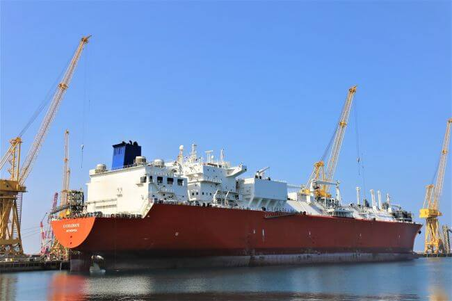 N-KOM successfully completes its first FSRU project