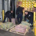 CBP, HSI, DEA, USCG, NYSP & NYPD Approximately 3,200 Pounds of Cocaine Seized