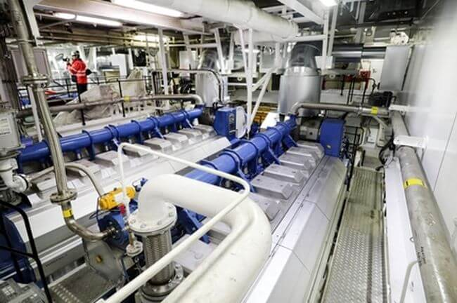 Spirit of Vancouver Island converted to LNG