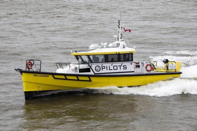 Stan Pilot 1605 FRP for Sea Legend Pilotage (2)