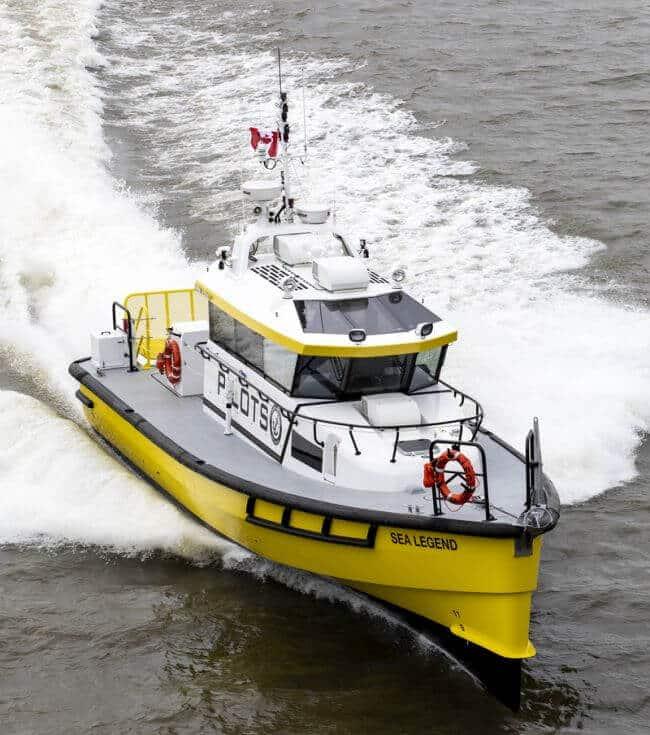 Stan Pilot 1605 FRP for Sea Legend Pilotage (3)