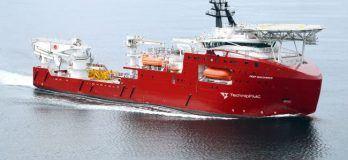 TechnipFMC_Dive Support Vessel Deep Discoverer