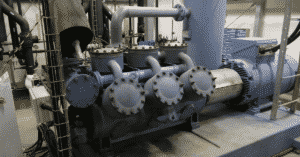 What are the Safety Devices on the Refrigeration System of a Ship