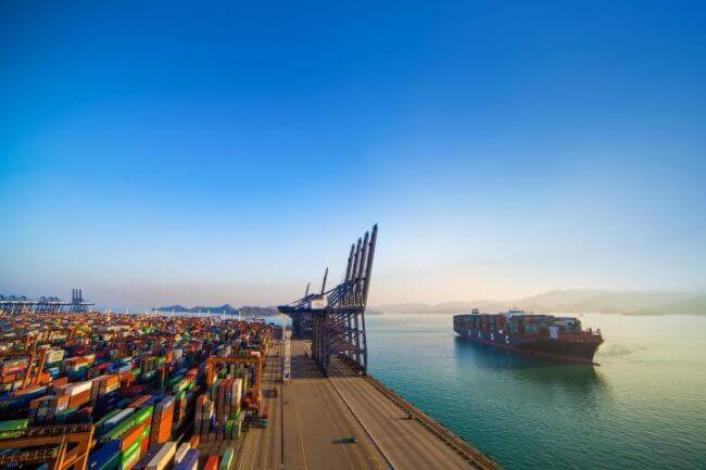 World's First Mega-Container Vessel Retrofit to LNG