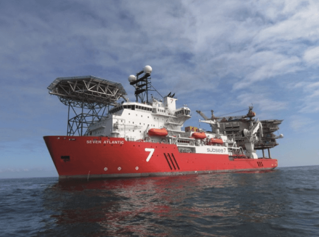 ROYSTON COMPLETES ENGINE OVERHAUL WORK ON ONE OF WORLD'S MOST ADVANCED OFFSHORE SUPPORT VESSELS