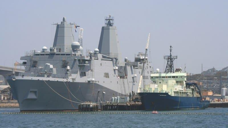 naval ship