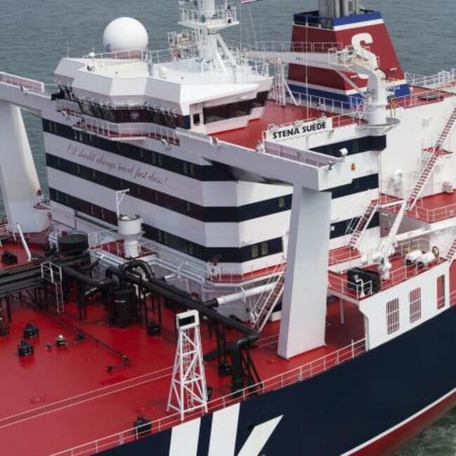 STENA BULK TO INSTALL EXHAUST GAS SCRUBBERS ON 16 TANKERS