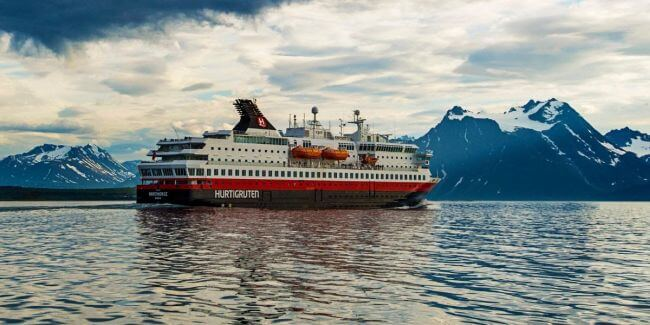 Høglund awarded fuel-gas supply systems contract for six Hurtigruten retrofits