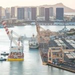 Matson Receives New Cranes
