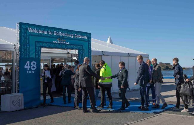 APM Terminals launches The Gothenburg Gateway
