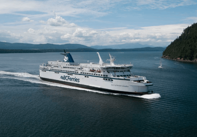 BC Ferries LNG Conversion
