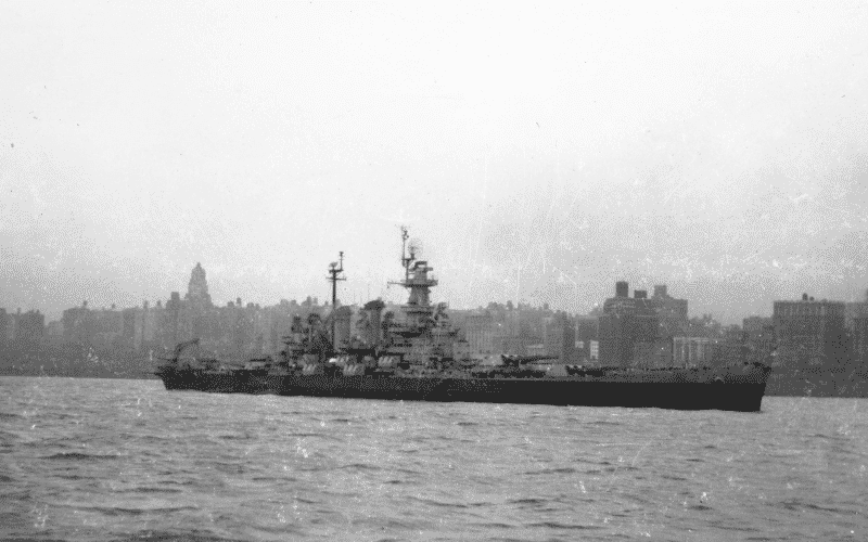 Bismarck battleship