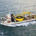 Cable Laying Vessel Isaac Newton