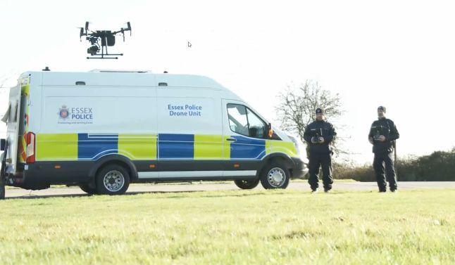 Drone-search-and-rescue