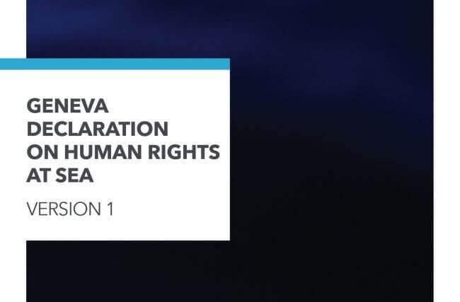 HRAS_GENEVA_DECLARATION_ON_HUMAN_RIGHTS_AT_SEA