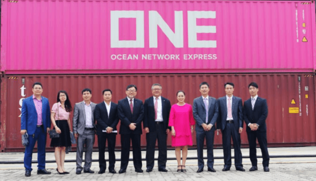 ONE Announces Service Enhancement on PN2 by Introducing the World's First Direct Service from Haiphong to Pacific North West