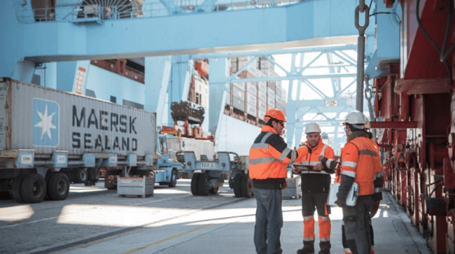 Maersk becomes the first container shipping company to offer digital Ocean Customs Clearance