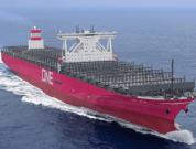 """Delivery of 14,000-TEU Containership """"ONE APUS"""""""