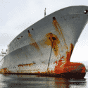 Real Life Accident Anchor Damages Hull, Bow Thruster Compartment Flooded