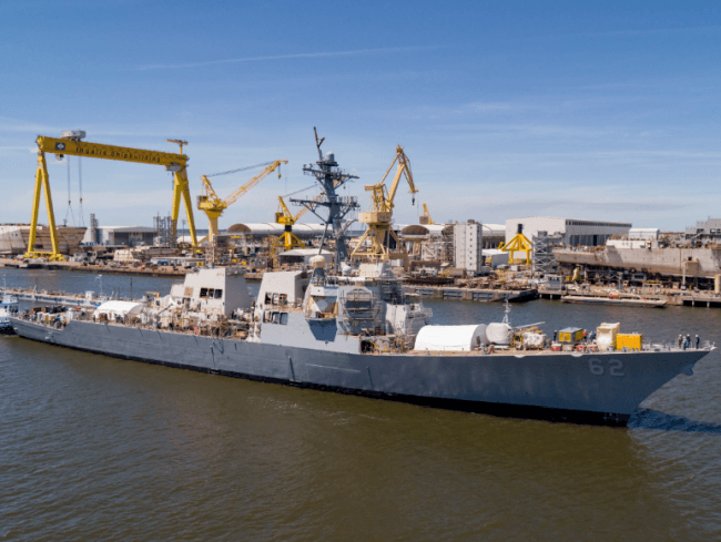 USS Fitzgerald_repaired
