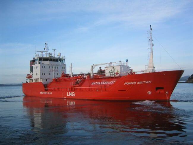 Wärtsilä equipment package the key for fuel efficiency in new LNG vessel