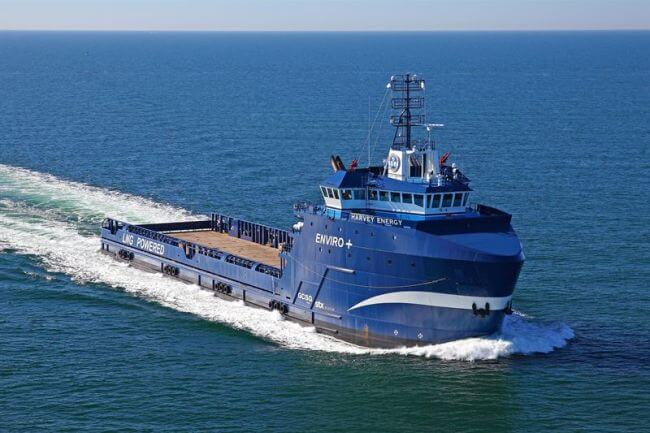 Harvey Gulf selects Wärtsilä solution for first PSV hybrid retrofit in the Americas